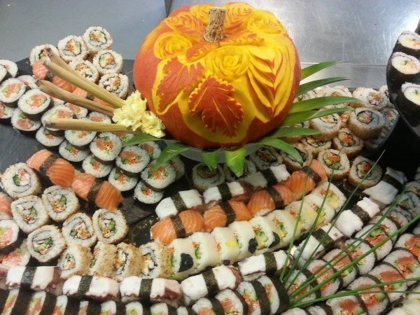 Sweet and Salty Sushi Show
