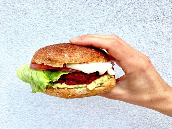 Taste of  vegan street food