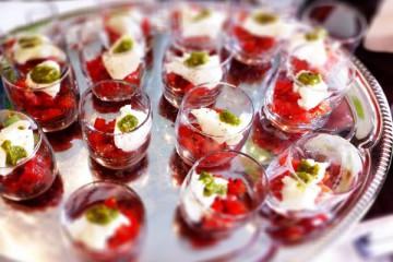 Cocktail diner 15 stuks