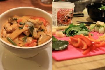 Thaise kookcursus